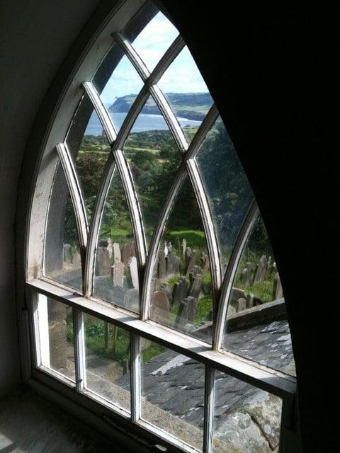 Old St Stephens Church in Robin Hood's Bay