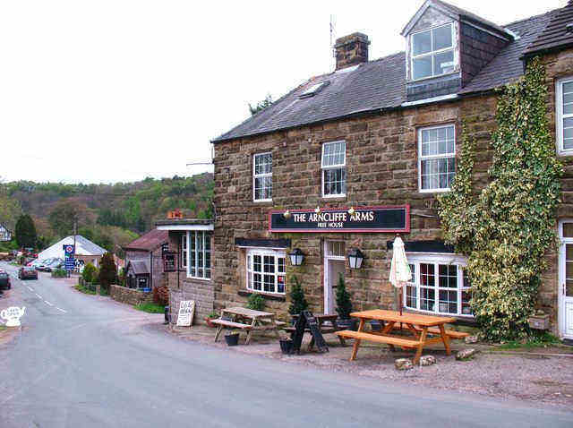 The Arncliffe Arms; Goathland Pubs