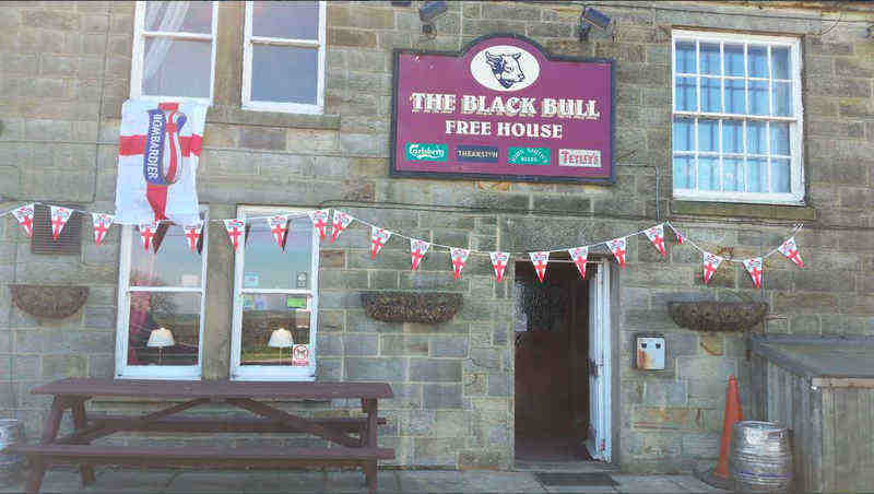 The Black Bull; Goathland pubs