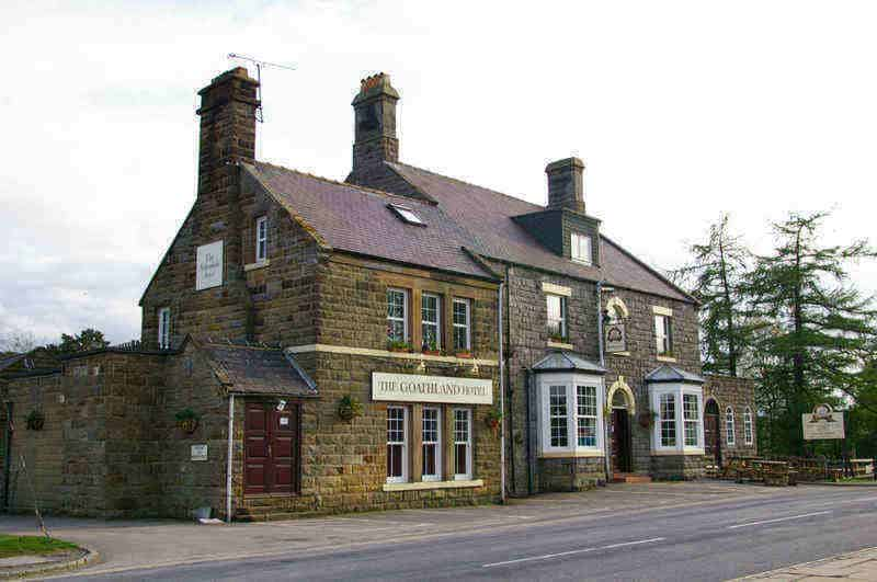 The Goathland Hotel; Goathland pubs