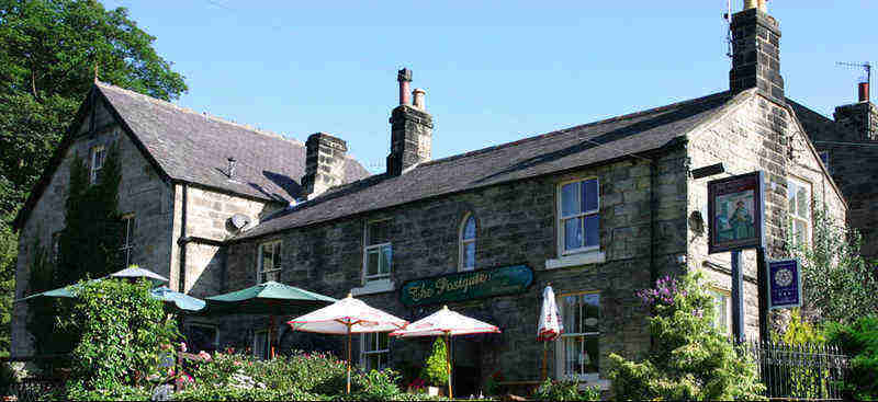 The Postgate Inn at Goathland