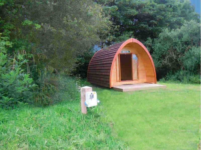 Whitby Camping Pod; Lythe Caravan and Camping
