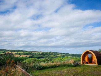 Whitby Camping Pod; Partridge Nest Pods and Cottage. Photo by @CeriOakes http://www.cerioakes.com/