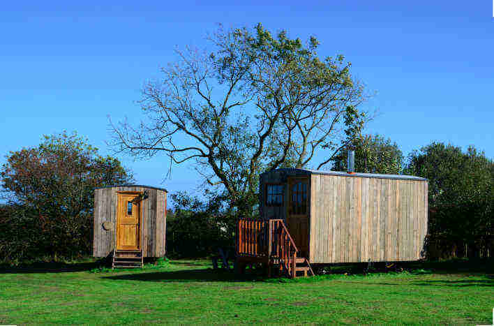 Whitby Camping Pods; Ugthorpe Lodge