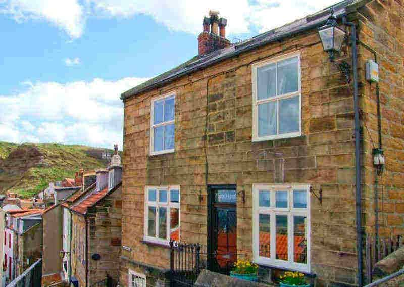 York House in Staithes