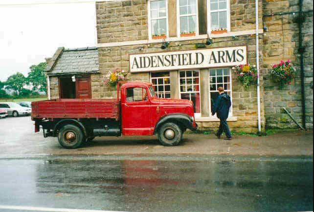 Aidensfield Arms, Goathland pubs