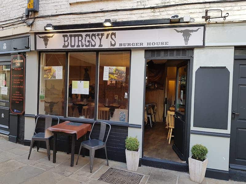 Burgsy's Review; Burgsy's Burger House Whitby