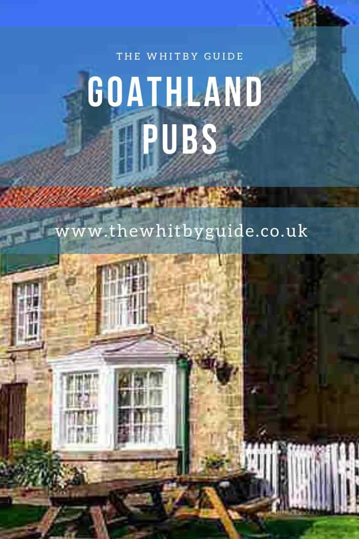 Goathland Pubs