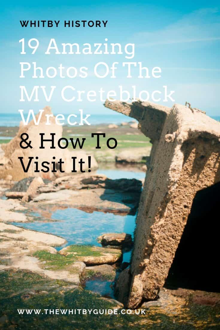 19 Amazing Photos Of The MV Creteblock Shipwreck