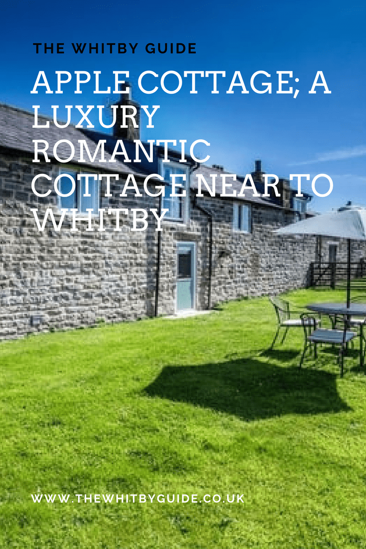 Apple Cottage; a Luxury Romantic Cottage near to Whitby