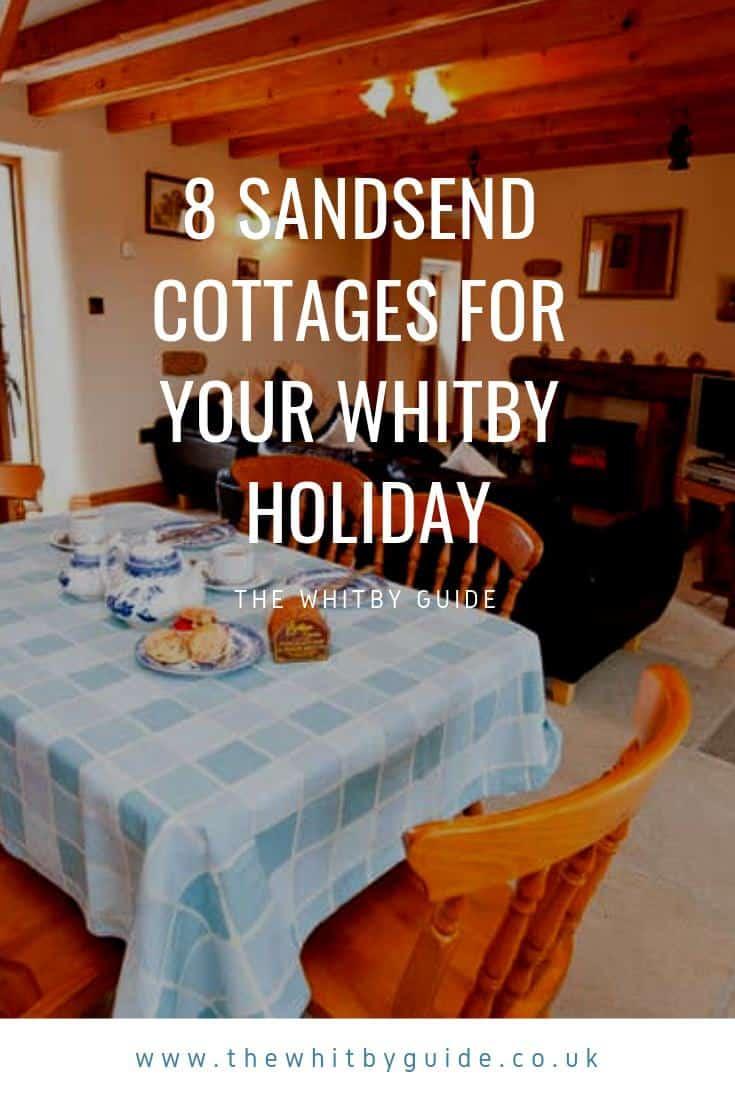 8 Sandsend Cottages For Your Whitby Holiday