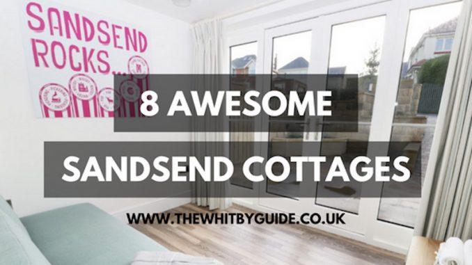 8 sandsend cottages