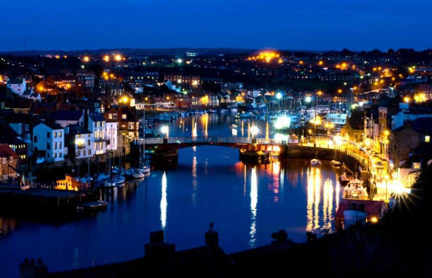 A Leisurely Boat Trip on Whitby; 9 Awesome Things To Do In Whitby At Night