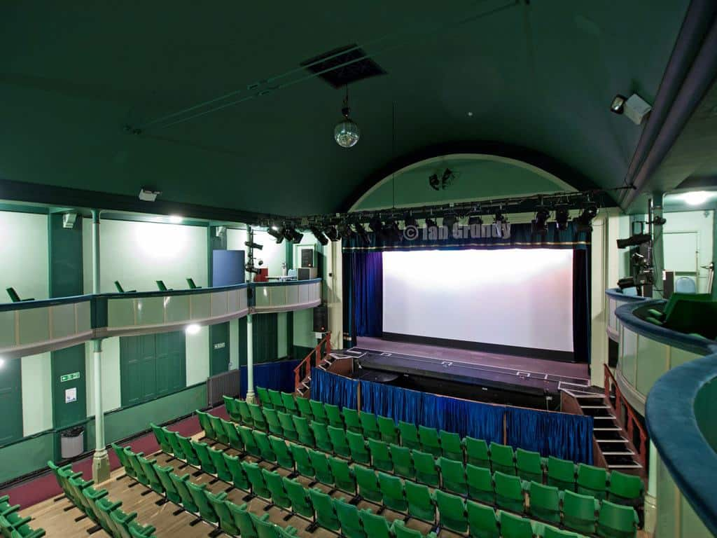 A home to both theater and cinema - Whitby Pavilion; 9 Awesome Things To Do In Whitby At Night