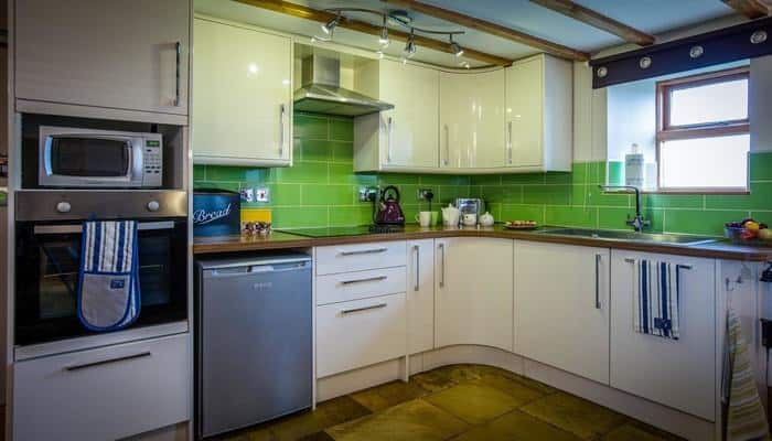 Apple House kitchen; Apple Cottage - a Luxury Romantic Cottage near to Whitby