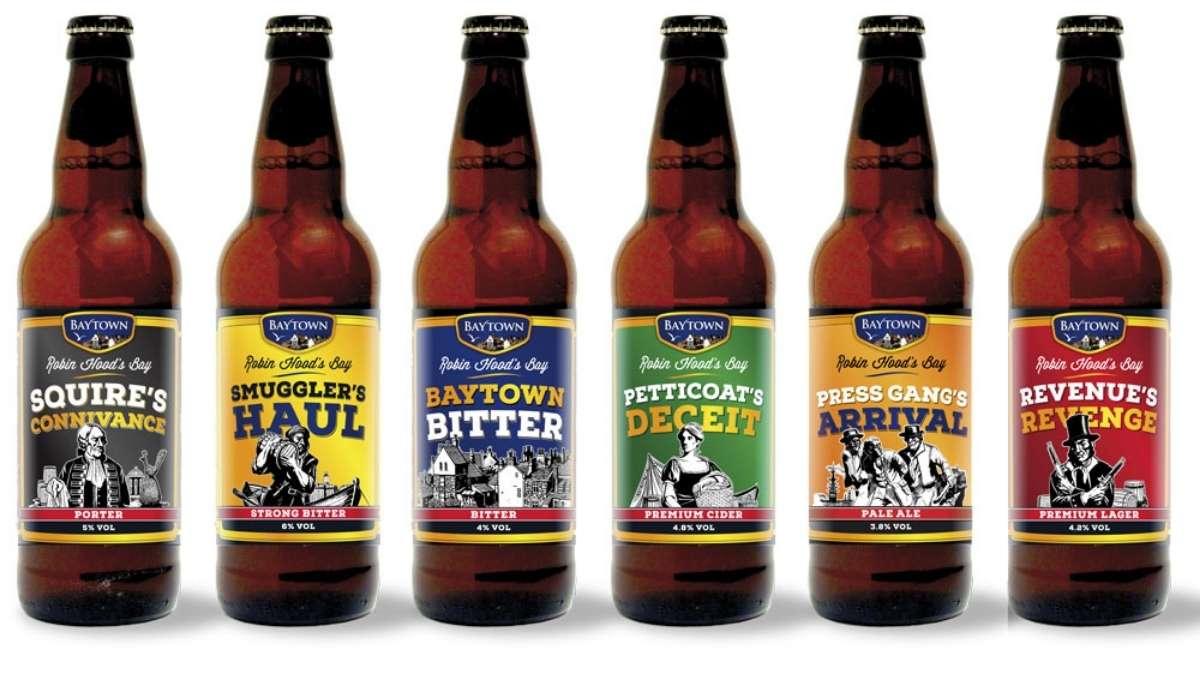Baytown Breweries Beer