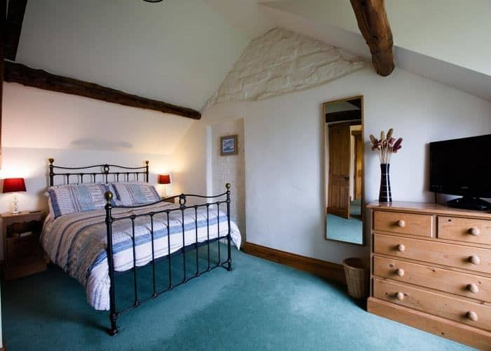 Bedroom; The Old Stable; A Luxury Pet Friendly Family Cottage near to Whitby