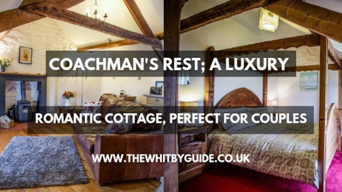 Coachman's Rest; a Luxury Romantic Cottage, Perfect for Couples
