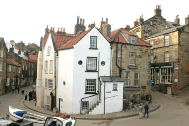 Dock Cottage, Bloomswell; 61 Stunning Robin Hood's Bay Cottages For Your Perusal