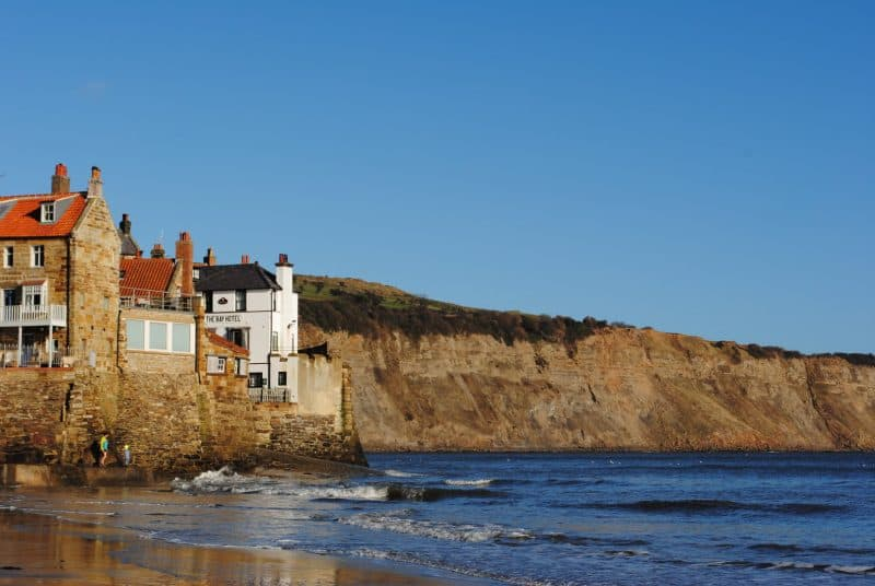 Ewden Cottage; 61 Stunning Robin Hood's Bay Cottages For Your Perusal