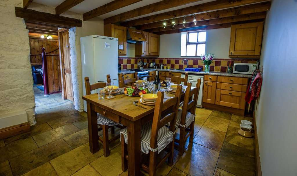Kitchen; The Old Stable; A Luxury Pet Friendly Family Cottage near to Whitby