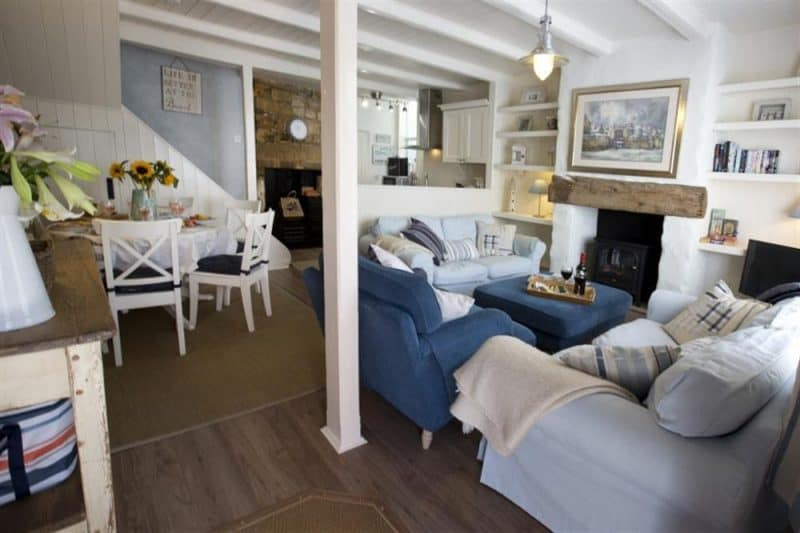 Lily's Cottage in Robin Hoods Bay