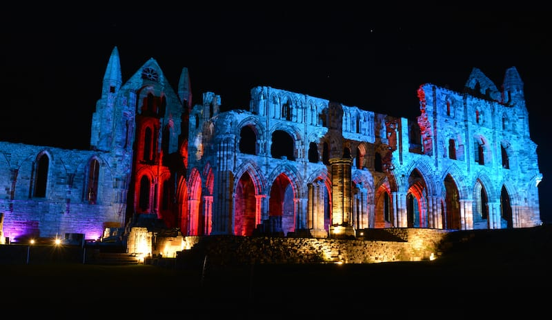 Illuminated Abbey is suitable for all ages
