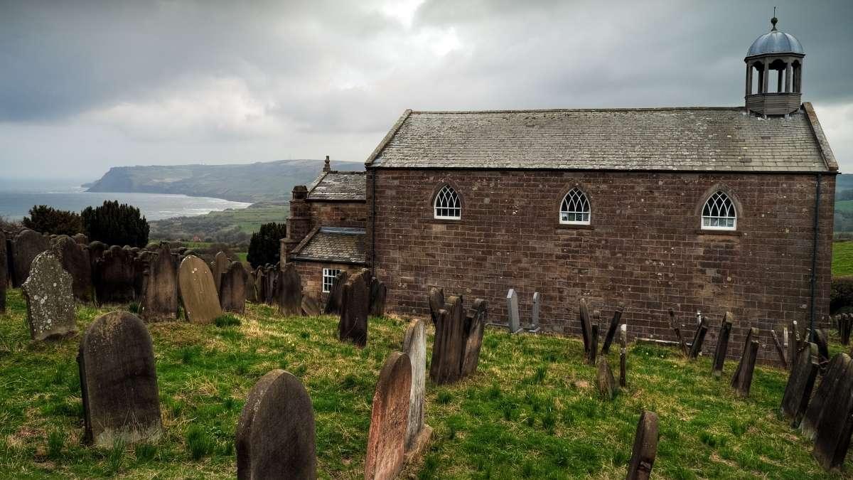 Old St Stephen's Church Robin Hoods Bay