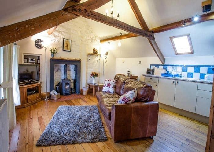 Open plan design; Coachman's Rest; a Luxury Romantic Cottage, Perfect for Couples