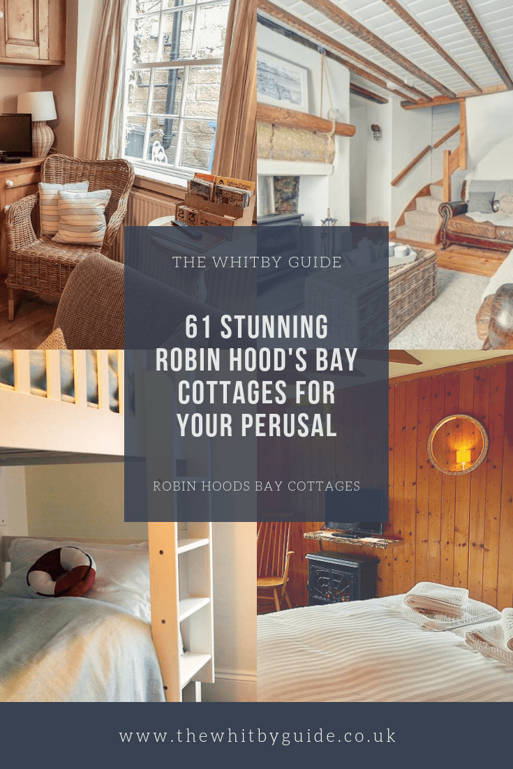 61 Stunning Robin Hood's Bay Cottages For Your Perusal