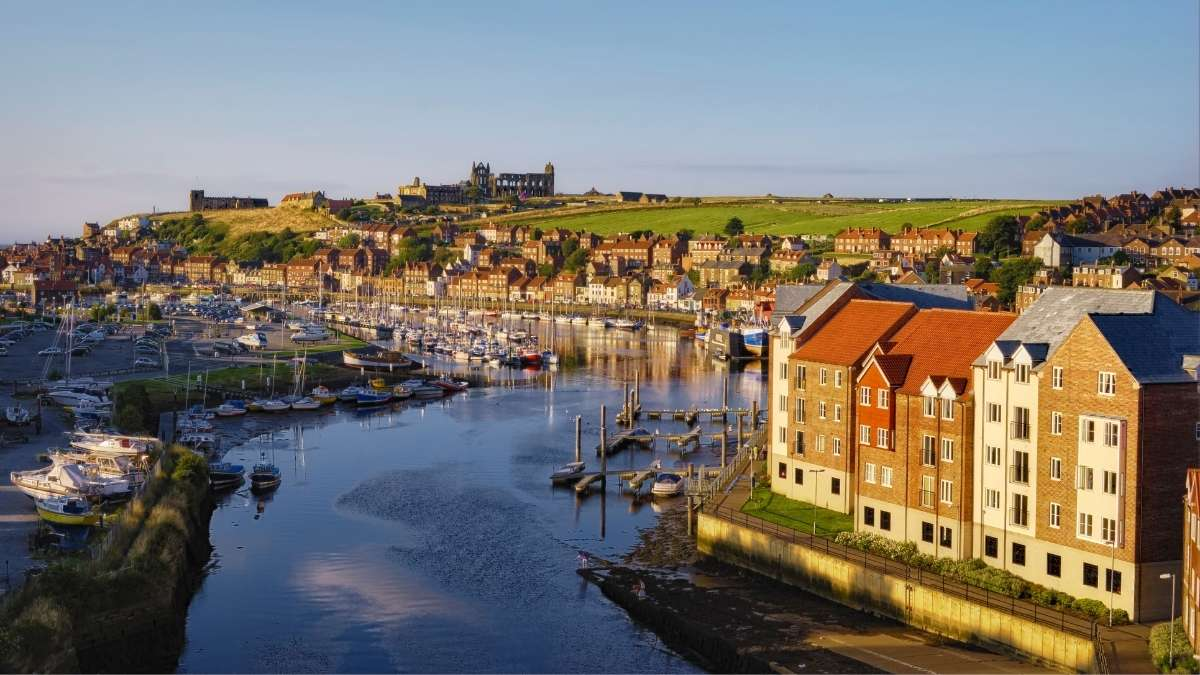 River Esk to Whitby