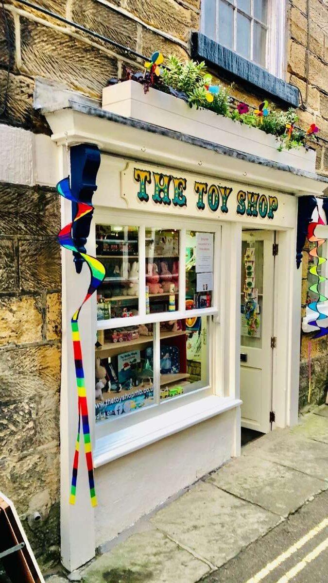 Robin Hood's Bay Toy Shop