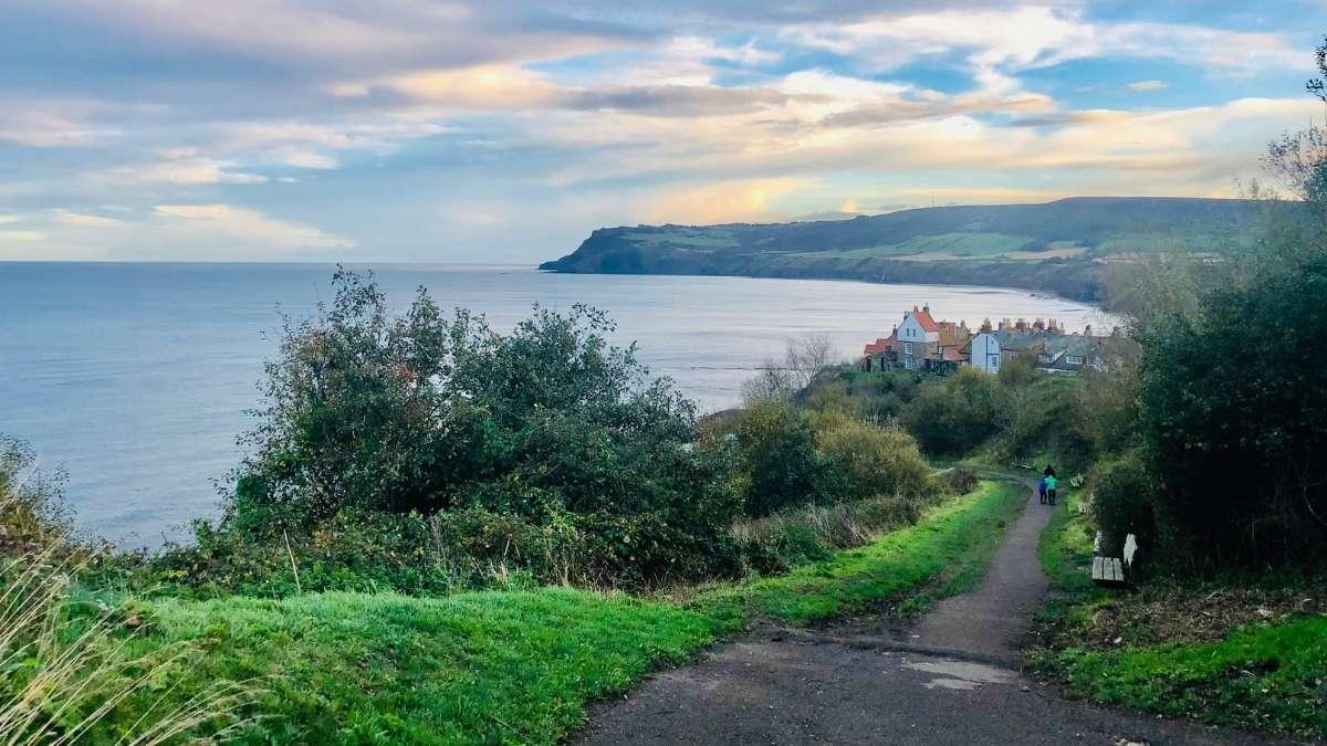 Robin Hood's Bay View