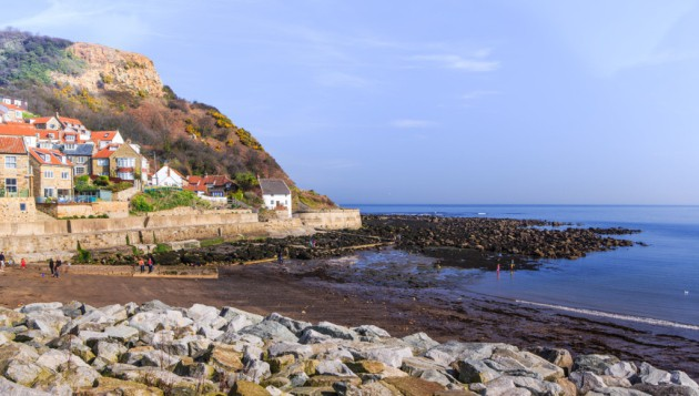 Runswick Bay Beach; How To Spend A Week In Runswick Bay - credits to Stuart Vaughton
