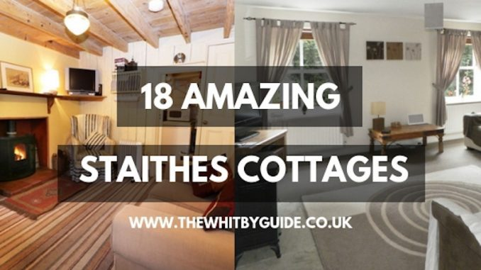 18 Amazing Staithes Cottages
