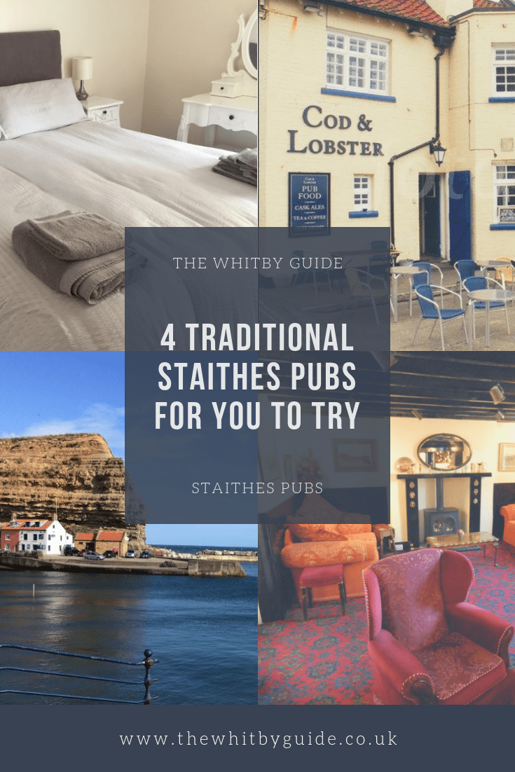 4 Traditional Staithes Pubs For You To Try
