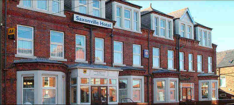 Saxonville Hotel; Boutique Hotels In Whitby