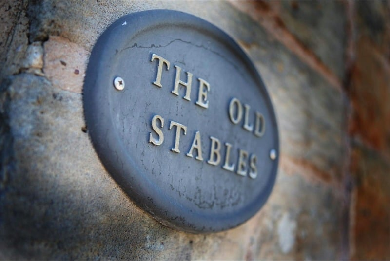 The Old Stable; luxury cottage at Saltburn by the Sea