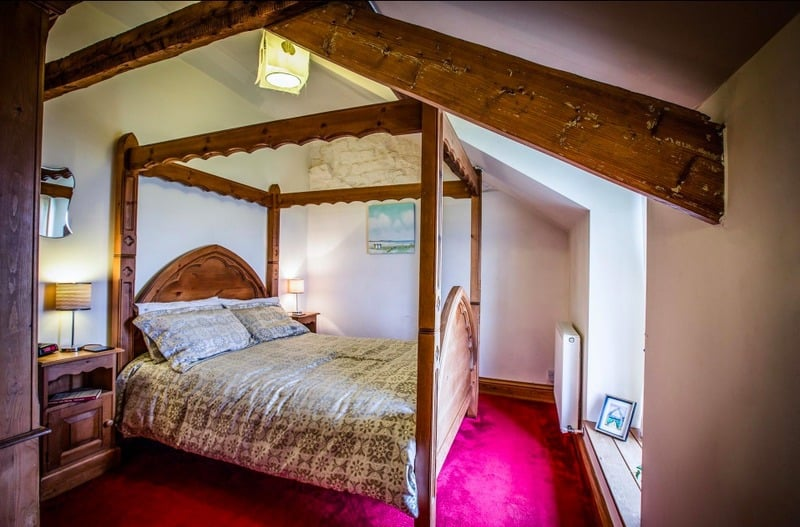 Coachman's Rest; a luxury romantic cottage perfect for couples
