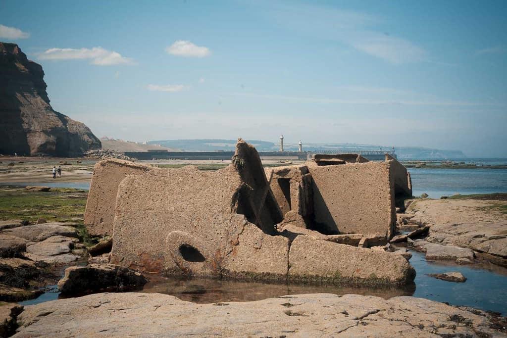 Take extreme care when visiting the Creteblock shipwreck
