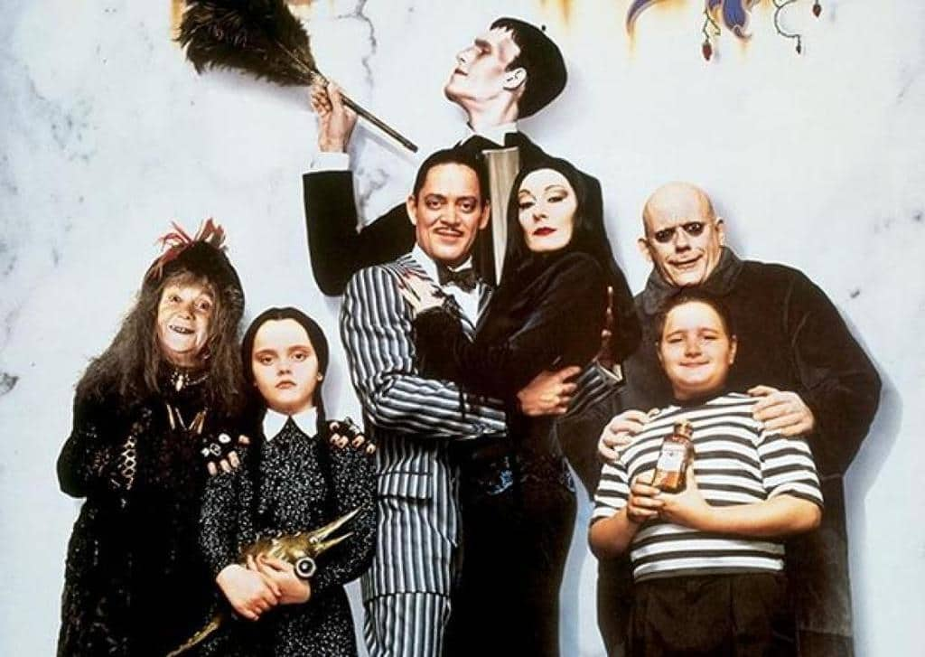 The Addams Family; 13 Things To Do At Halloween In Whitby