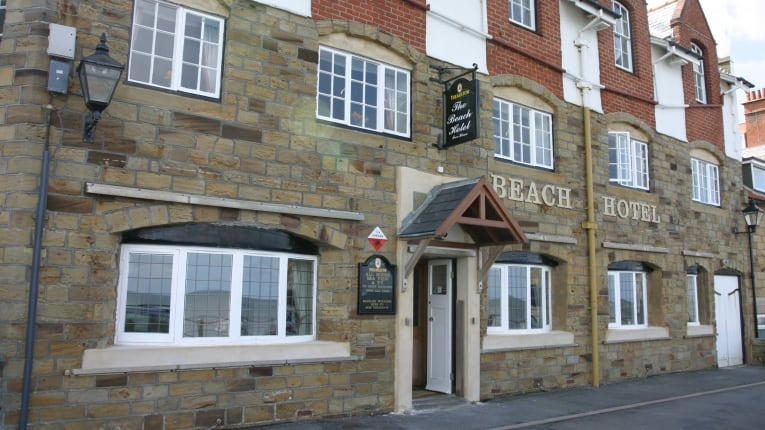 The Beach Hotel; 7 Superb Hotels In Sandsend