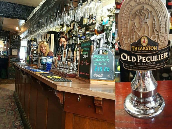 The Board Inn; 10 Thirst Quenching Real Ale Pubs in Whitby For You To Try