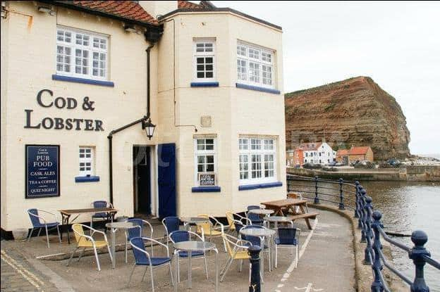 The Cod and Lobster; 4 Traditional Staithes Pubs For You To Try