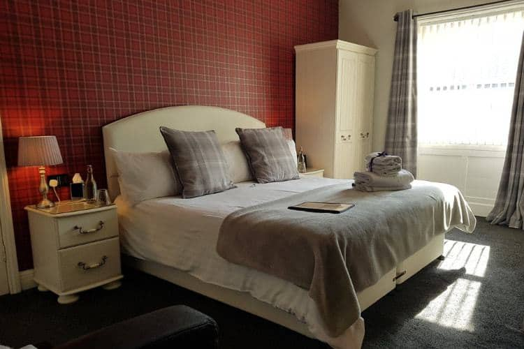 The Leeway quality boutique B&B; 11 Whitby weekend breaks for your enjoyment, rest and relaxation
