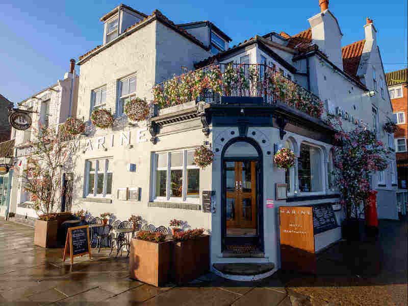 The Marine; Boutique Hotels in Whitby