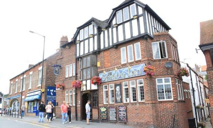 The Station Inn; 10 Thirst Quenching Real Ale Pubs in Whitby For You To Try