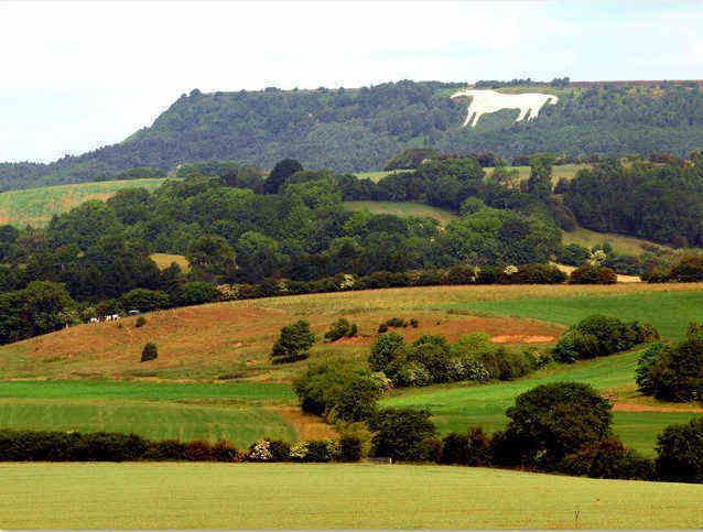 The White Horse at Kilburn