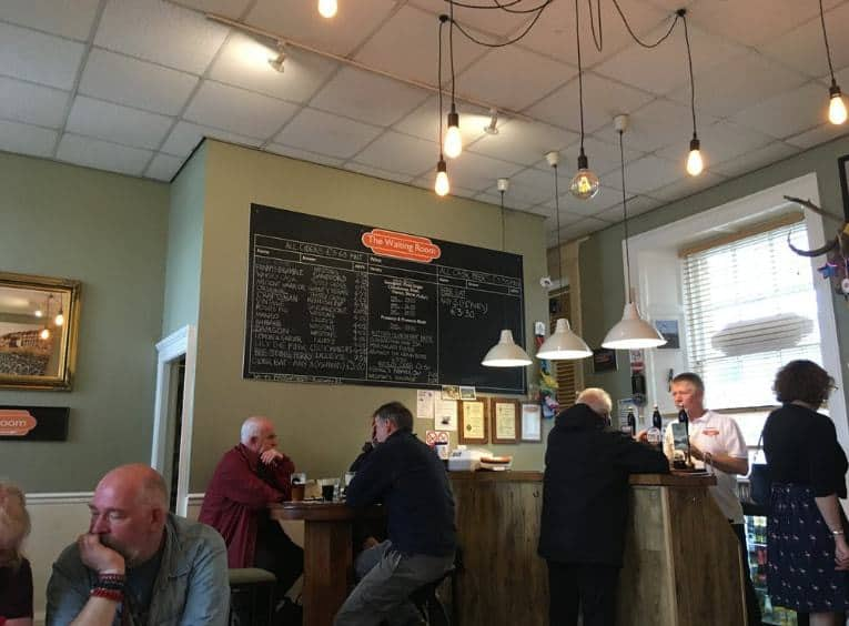 Waiting Room; 10 Thirst Quenching Real Ale Pubs in Whitby For You To Try