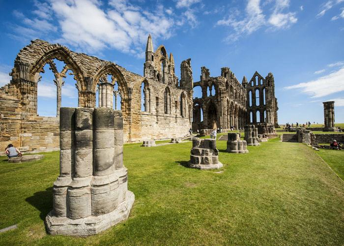 Whitby Abbey; How To Spend A Week In Runswick Bay